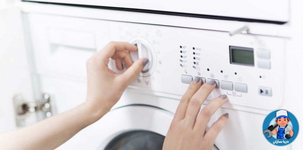 کد CL در ماشین لباسشویی ال جی یعنی چه؟