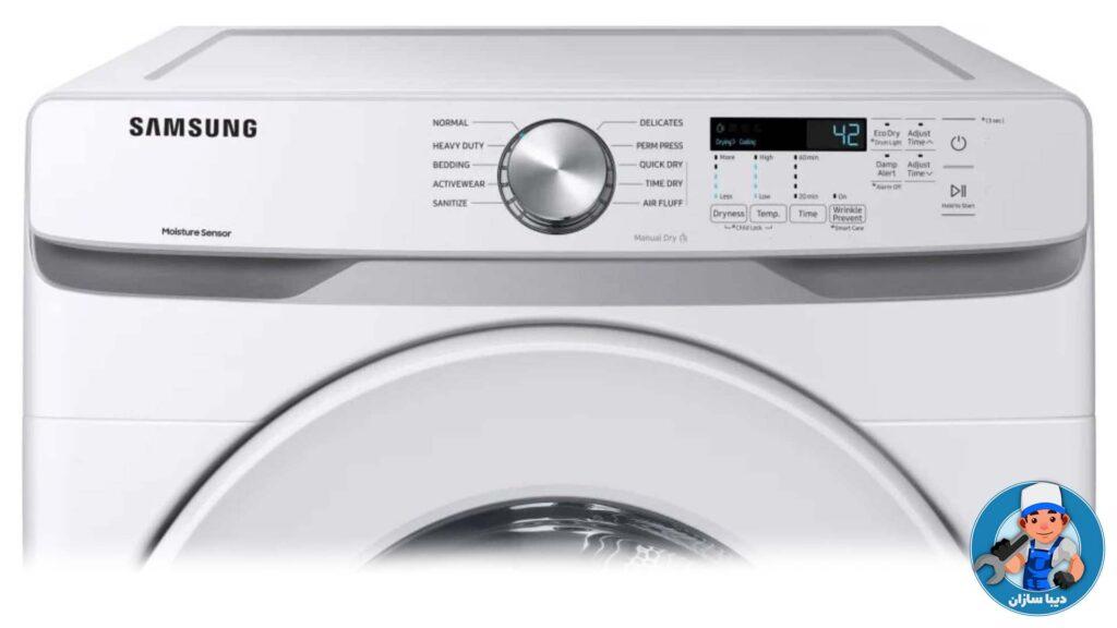 برنامه های شستشو لباسشویی سامسونگ